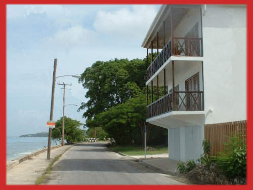 The Caspian Beach Apartments truly is your home away from home in the Caribbean