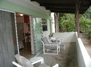 Dover Woods Guesthouse is an elegant house in a beautiful woodland setting on Barbados' south coast. A cooling breeze off the sea, through the woods, blows continually, making the south coast a most popular tourist area.
