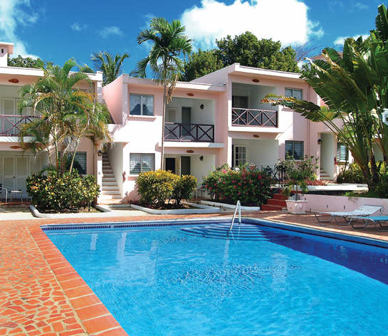 One-Bedroom Apts, Maid Service, Kichenette, Air Conditioning (Token Operated), Restaurant & Bar, Swimming Pool, Near to Beach, Golf Nearby, Tennis Nearby