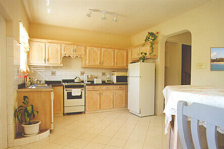Dining Kitchen at Mignon sunshine apartments