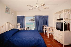 Little Bay Hotel bedroom